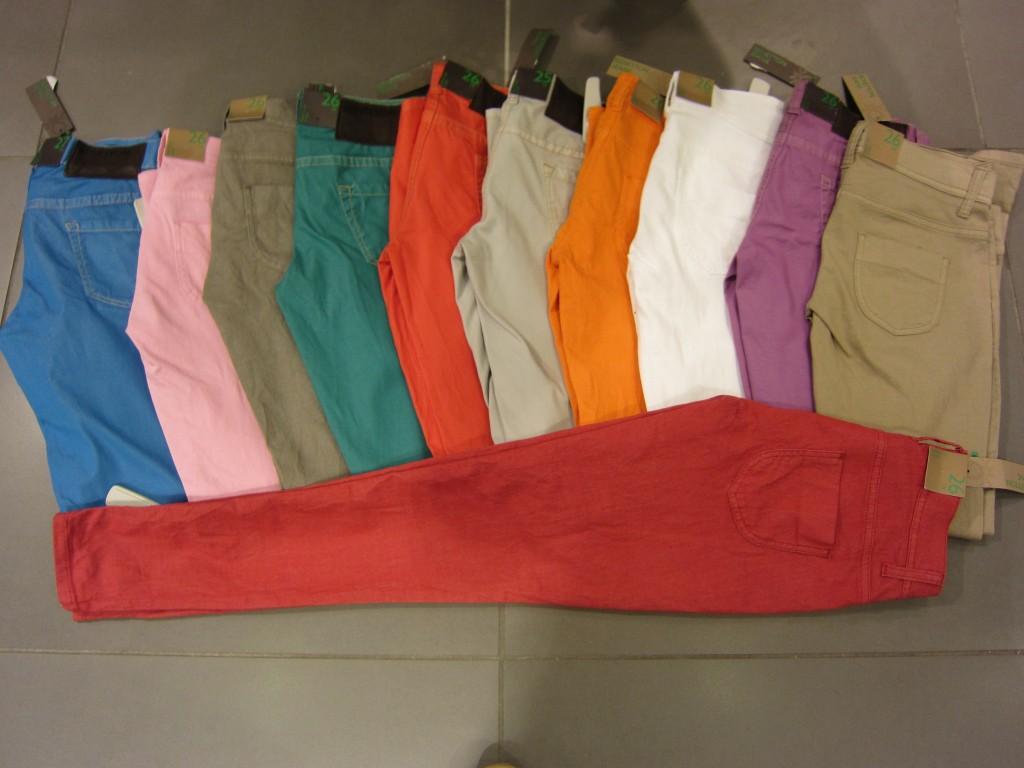 Vårens kuleste bukser