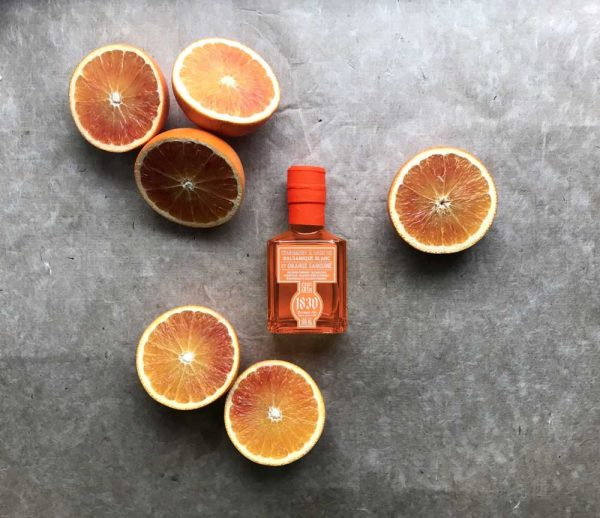 Balsamico m/ Blodappelsin