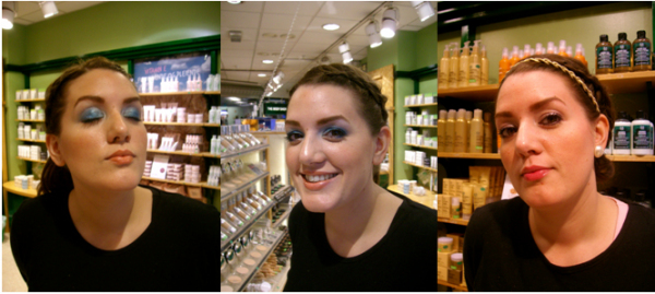Make-up nyheter