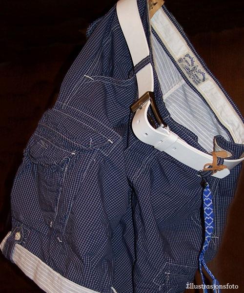 shorts-blaa-illustrasjon