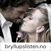 Bryllupslisten.no Christiania GlasMagasin