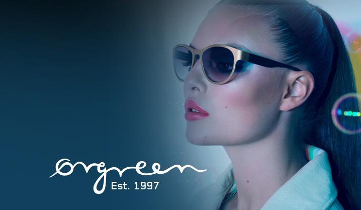 I dag fra kl. 12 til kl. 20 har vi besøk av en representant fra Ørgreen som vil presentere vårens nyheter innen brilledesign.