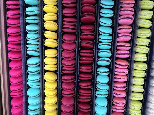 makron-farger