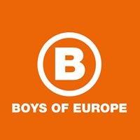 Boys of Europe søker deltidsansatt