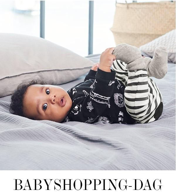 Babyshoppingdag Lindex