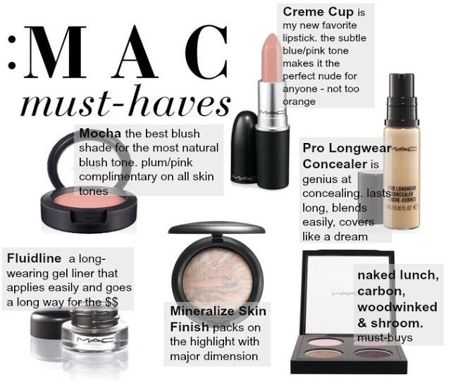 Mac-musthaves