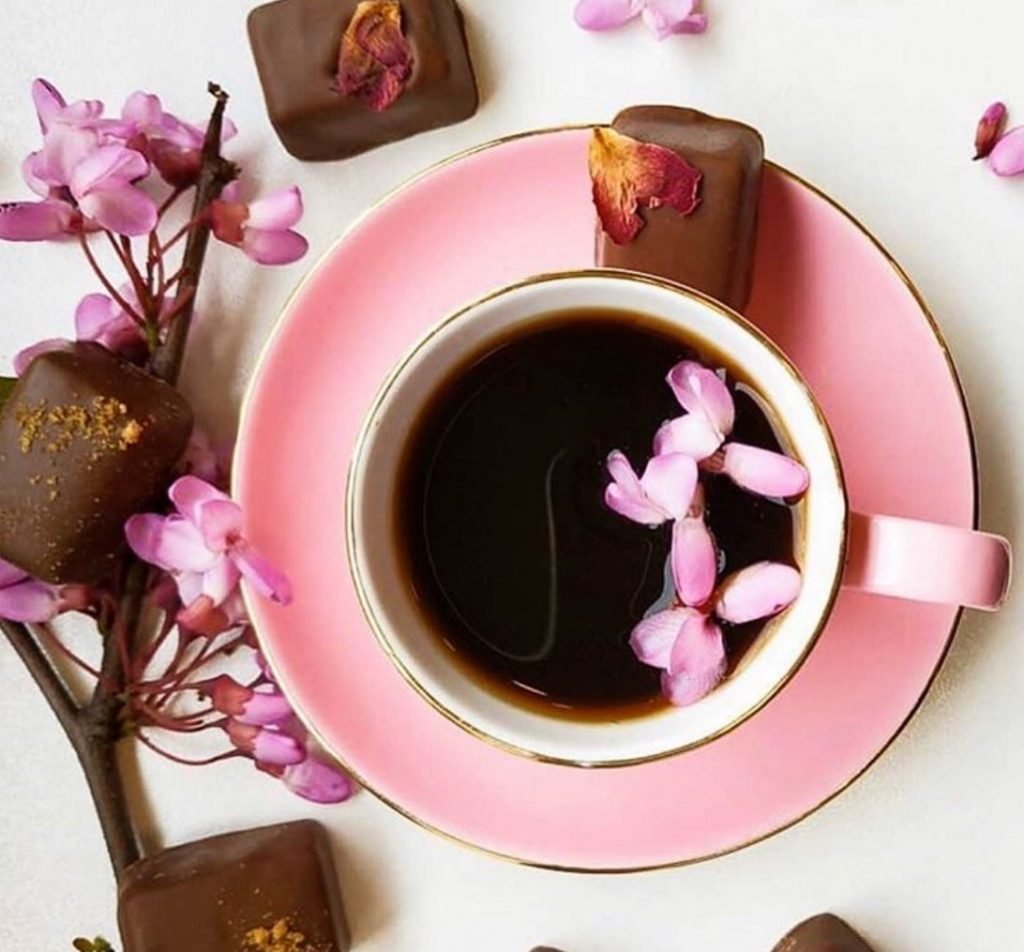 kaffeogsjokolade